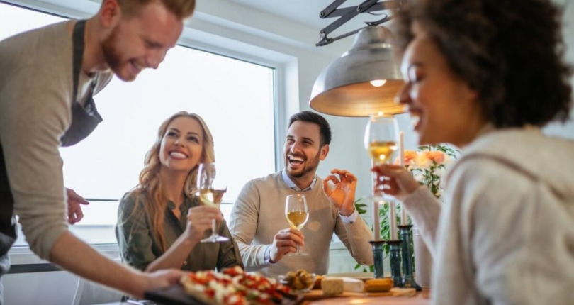 4 Passos simples para decorar a sala de jantar
